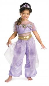 princess-costumes-for-girls, aladdin jasmine costume for girls