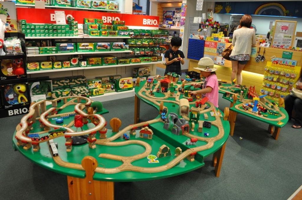 Ginza Hakuhinkan toy park