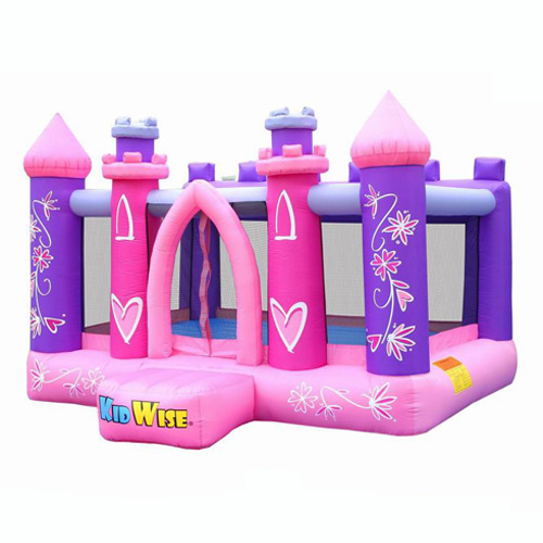 little princess bouncer Help Your Kid Develop Motor Skills