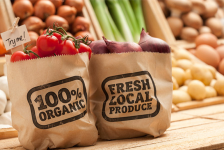 organic products Choosing Organic Food
