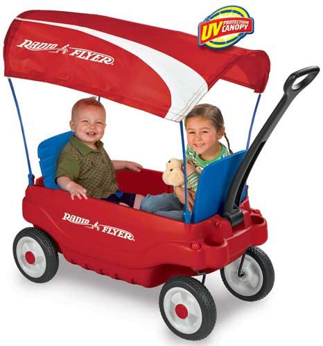 radio flyer wagon, radio flyer family wagons