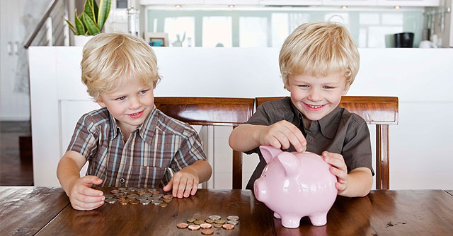 teach kids about money, finance lessons for kids, money and kids