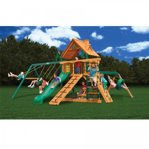 Frontier Cedar Swing Set