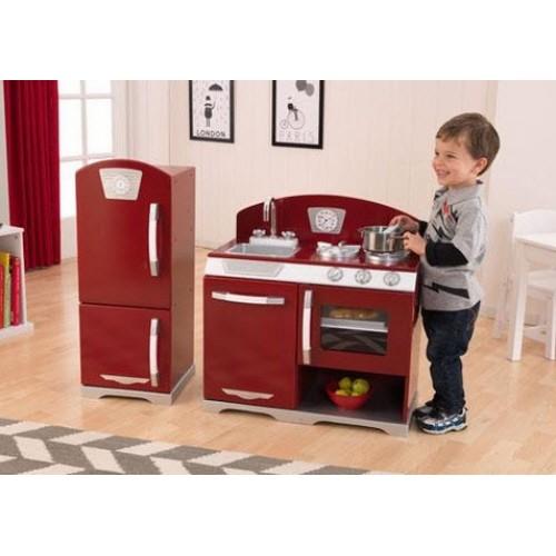 Kitchen Retro Kitchen