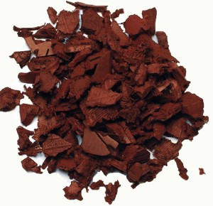 rubber mulch ground cover