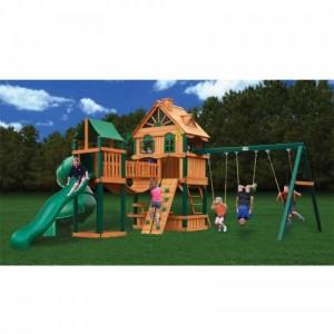 woodbridge swing set 500x500 300x300 Woodbridge Swing Set   Review Of Gorilla Playset