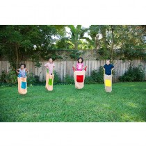 4 Pack Cotton Canvas Jumping Sacks