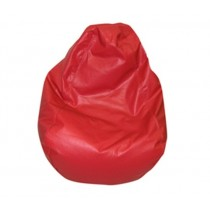 Tear Drop Bean Bag - Red
