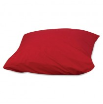 Square Floor Pillow - Red