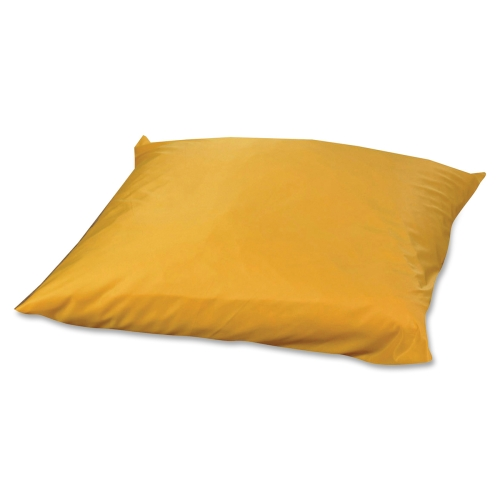 Floor Pillow in Yellow by Childrens Factory