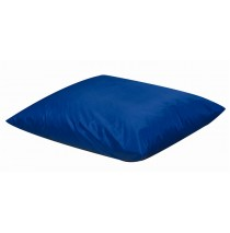 Square Floor Pillow - Blue