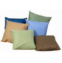 "12"" Mini Cozy Woodland Floor Pillows 6 Piece Set"