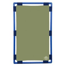 Cozy Woodland Rectangle Play Panel in Sage