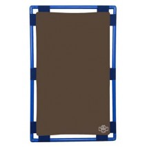 Cozy Woodland Rectangle Play Panel in Walnut