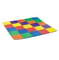 Patchwork Crawly Mat by Childrens Factory