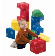 Pattern Blocks Set of 8 by Childrens Factory