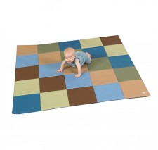 Cozy Woodland Patchwork Mat by Childrens Factory