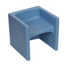 Cozy Woodland Chair Cube - Lt. Sky Blue CF910-013