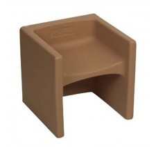 Cozy Woodland Chair Cube - Almond CF910-015