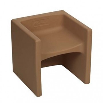 Cozy Woodland Chair Cube - Almond CF910-015 - CF910-015-almond-chair-360x365.jpg