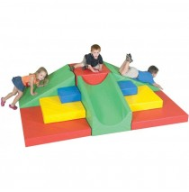 Highlands Soft Play Climber by Childrens Factory