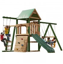Grand Trekker Complete Swing Set