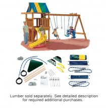 Wrangler Swing Set Kit Project 285