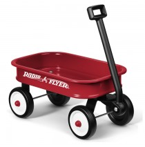 Radio Flyer Little Red Wagon Miniature