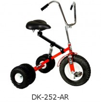 Dirt King Adult Dually Tricycle Red Ages 10 - Adult