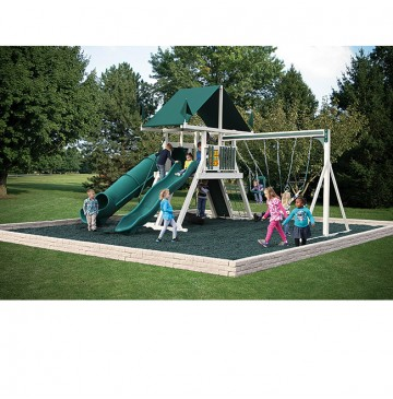 Swing Kingdom SK-12 Mountain Climber Vinyl Swing Set - 4 Color Options - sk12-mountain-climber-wg-360x365.jpg