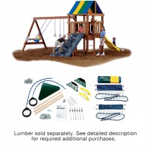 Wrangler Swing Set Kit Project 820