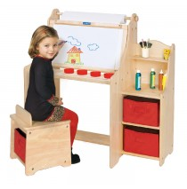 Artistic Activity Desk