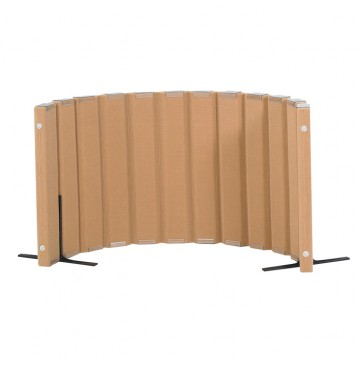 Quiet Divider® with Sound Sponge® 30″ x 6′ Wall – Natural Tan - AB8400NT-360x365.jpg
