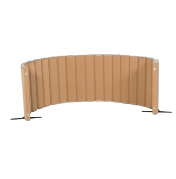 Quiet Divider® with Sound Sponge® 30″ x 10′ Wall – Natural Tan - AB8401NT-360x365.jpg