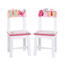 Guidecraft - Butterfly Extra Set of 2 Chairs