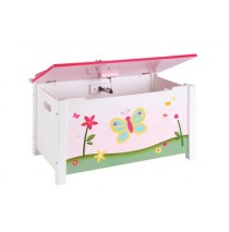 Guidecraft - Butterfly Toy Box