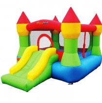 Bounceland Castle Bounce N' Slide
