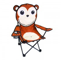 Moe the Monkey Folding Chair by Pacific Play Tentsr
