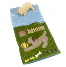 Carstens Golden Retriever Kids Sleeping Bag
