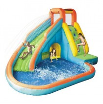 KidWise Splash Landing Waterslide
