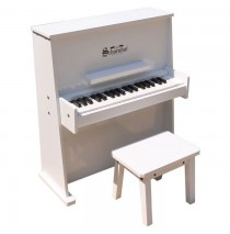 Schoenhut Day Care Durable Spinet Piano 37 Key White