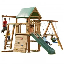Trekker Wooden Swing Set