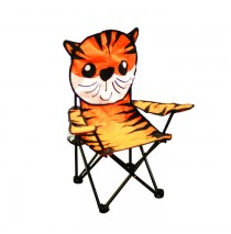 Tyler the Tiger Folding Chair by Pacific Play Tents