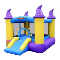 Bounceland Wizard Bounce House