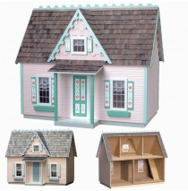 Victorian Cottage Jr. Dollhouse