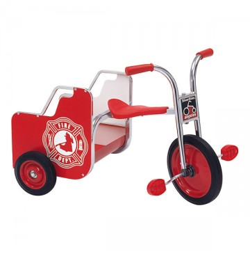 Angeles SilverRider Fire Truck Trike - Trike for Two - SilverRider-Fire-Truck-360x365.jpg