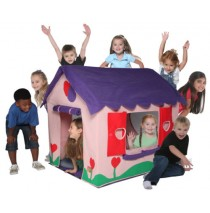 Doll House Play Tent