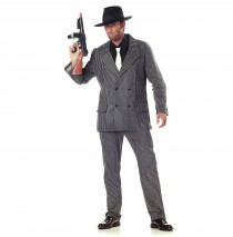 Gangster '20s  Adult Costume - Large