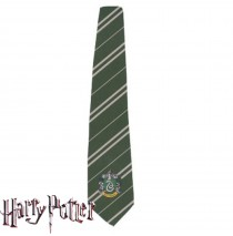 Harry Potter Slytherin Deluxe Tie - One Size