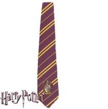 Harry Potter Gryffindor Deluxe Tie - One Size